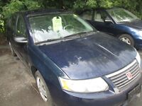 2007 Saturn ION Sedan**PAUL YENDALL AUTOS**