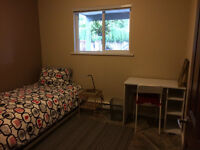 Bedroom FURNISHED ideal for the quiet student