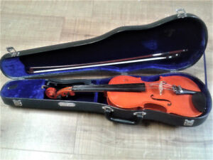 Violin 3/4 with accessories