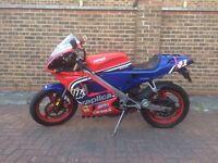 Rare derbi (piaggio zip,moped,50cc,125cc,vespa,gilera,bike)