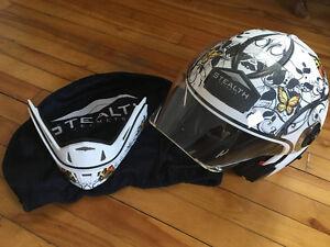 Ladies Stealth helmet