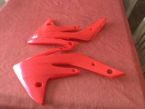 CRF 150 side panels