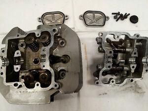 cylinder  valve head