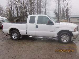 2006 Ford F-250 extend cab Pickup Truck