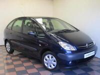 2002 02 Citroen Xsara Picasso 1.6i, 1 Owner 62,000 Miles, 15 Service Stamps