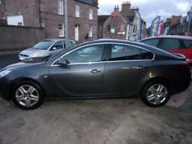 VAUXHALL INSIGNIA 1.8 exclusive 2010 Petrol Manual in Grey
