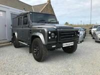 2015 (15) Land Rover Defender 110 XS Utility Wagon 2.2 TD ( 122 bhp )