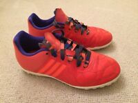 Adidas astro turf football boot size 2