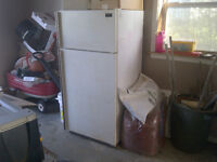 Refrigerator for sale - older model but works great