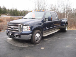 Great Tow Unit! F350 King Ranch, DIESEL Dually
