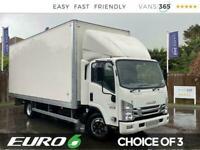 2018 Isuzu Trucks Forward N75.190 L 5.2ltr Diesel Automatic Luton EURO 6 Luton V