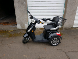 Tri Wheel Mobility Scooter