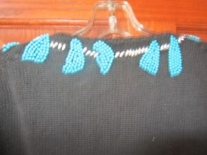 Jewelry that you wear-beaded sweater by Michael Simon Peterborough Peterborough Area image 6
