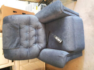 Pride Lift Chair with heat and massage