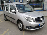 Mercedes-Benz Citan 1.5CDI Long Traveliner 109 2014