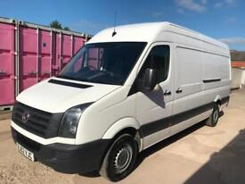 Volkswagen Crafter 2.0TDi ( 109PS ) CR35 LWB 62REG FOR SALE