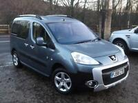 2008 58 Peugeot Partner 1.6HDi 90 Tepee Outdoor 1 OWNER