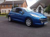 2008 Peugeot 207 m music ##low miles##