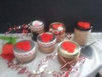 Valentines Day....Mint Chocolate Whipped Body Butter