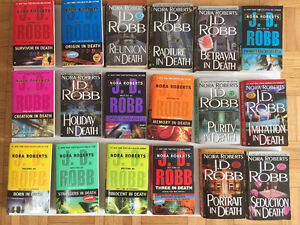 HUGE Nora Roberts lot for Sale ~50 Books - Best Price