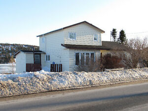 JUST LISTED…FIXER UPPER, BACK TRACK RD., TILTON SPANIARD'S BAY.