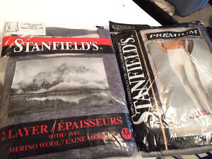 Standfields 3XL Long Johns. NEW Never opened