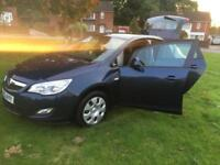 Vauxhall Astra 1.7CDTi 110ps 2010 Exclusive NEW CLUTCH, DUEL MASS. NEW INJECTORS