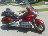 Red Honda Goldwing For sale