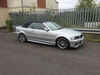BMW 330 Convertible M Sport