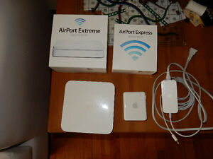Airport extreme & Airport express