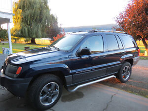 2004 Jeep Grand Cherokee LOW KLMS. MINT CONDITION.REDUCED