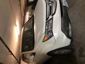 2008 Acura MDX(beige leather heated seats, with sunroof)