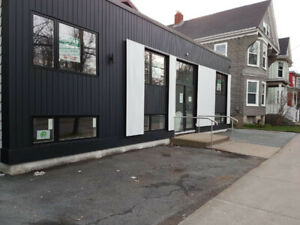 Commercial Street Front Office Space Available Now