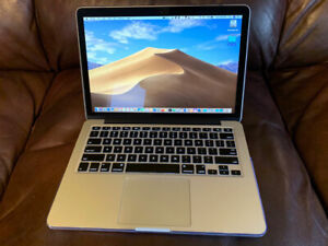 "MacBook Pro 13"" 2015 512 GB hard drive"