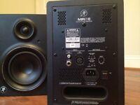 Mackie MR5 MK2 Studio Monitors Speakers PAIR