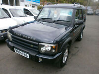 Land Rover Discovery 2.5Td5 ( 7st ) 2004MY Pursuit NEW TURBO GEARBOX AND CLUTCH