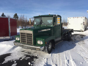 2002 Kenworth Based Platform Truck