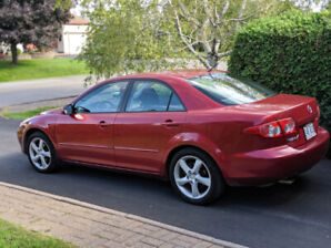 2005 Mazda 6 - Automatic - 4 Cyl - Fully Equipped