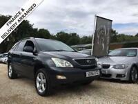 2006 56 LEXUS RX 350 3.5 SE 4X4 AUTO 273 BHP