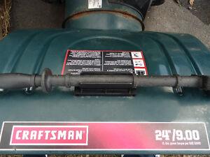 """Craftsman 24"""" Snowblower"""