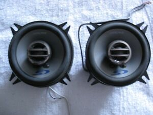 Alpine Type S Door Speakers