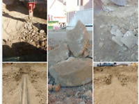Rock & concrete breaking