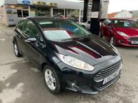 2013 Ford Fiesta 1.0 EcoBoost Zetec 3dr HATCHBACK Petrol Manual