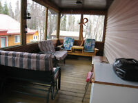 WHITE SWAN LAKE CABIN FOR SALE
