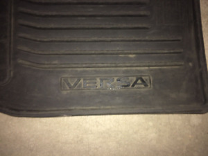 Car Mats - Set of 4