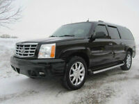 2004 Cadillac Escalade Platinum edition, Black 270000 kilometers