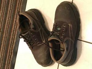 *DAKOTA STEEL TOE SHOES MEN'S*