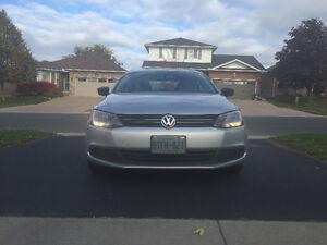 2011 Volkswagen Jetta Trendline+