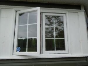 Wanted - 2  Wood Casement Windows - Used