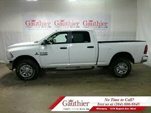 2014 Ram 2500 SLT Crew 4x4 Diesel *LOCAL*
